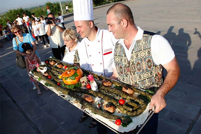 Armenian Festivals