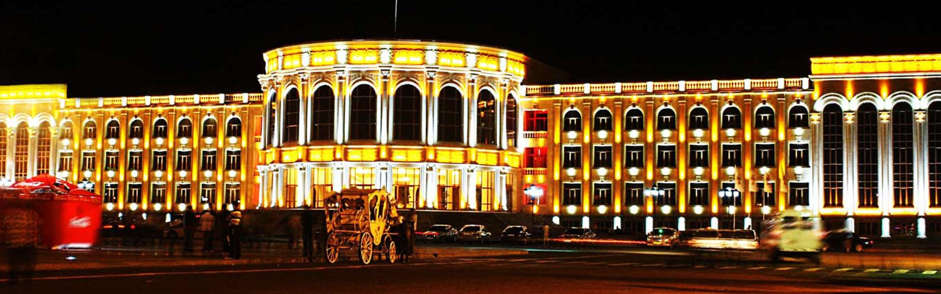 Gyumri City Tour