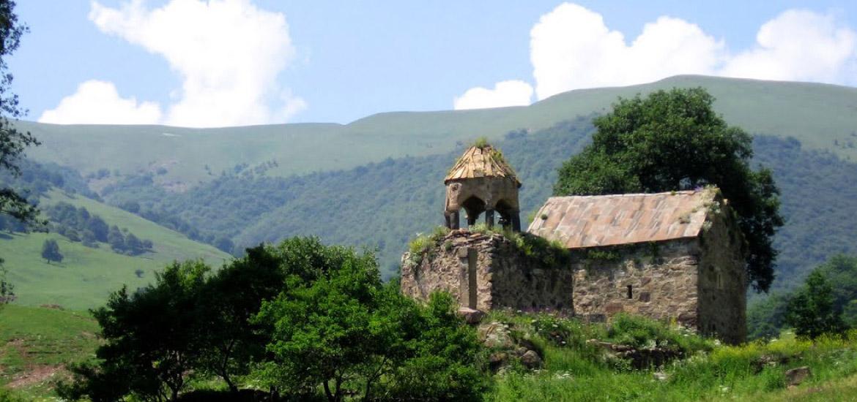 Tour to Haghpat and Sanahin