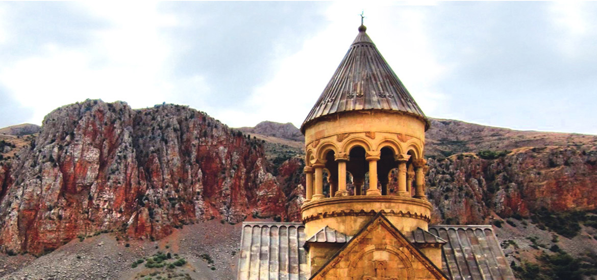 Tour to Khor Virap and Jermuk