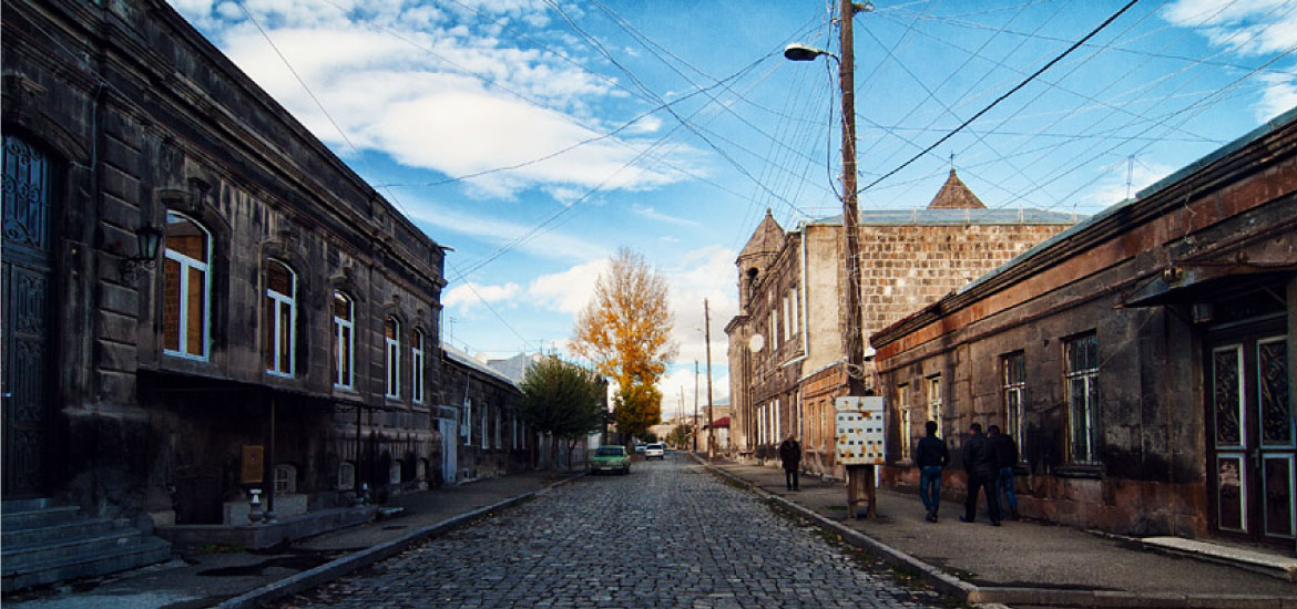 Gyumri City Tour