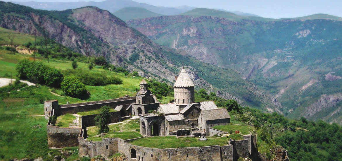 Tour to Tatev