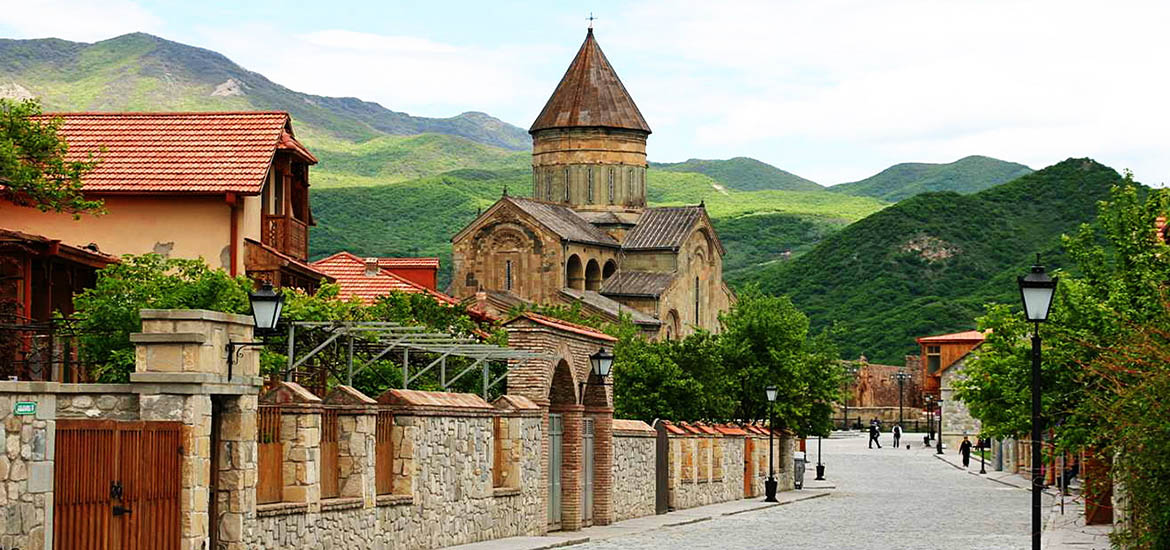 Tour to Mtskheta