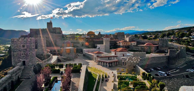 Tour to Borjomi