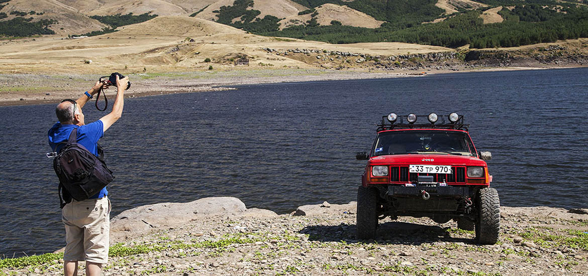 4x4 Tour to Tsaghkavank and Aparan