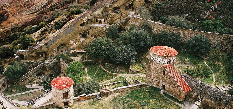 Tour to David Gareja Monastery Complex